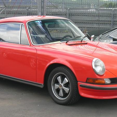 PORSCHE 911, 1965-1973